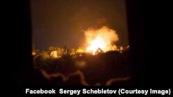 Бій на сході України