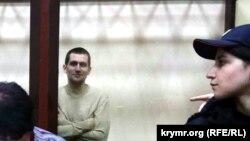 Павел Степанченко в зале суда, архивное фото
