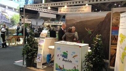 Turistička organizacija Republike Srpske na međunarodnom sajmu turizma u Briselu, februar 2016.