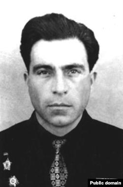 Комиссар Восточного соединения партизанских отрядов Крыма Рефат Мустафаев