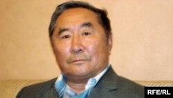 Заслуженный летчик Монголии, подполковник в отставке Таштуан Тотейулы. Улан-Батор.