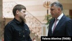 Кадыров и Матовников