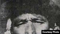 Шығыс Түркістан ұлт-азаттық көтерілісінің даңқты қолбасшысы Оспан батыр Сіләмұлы.