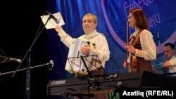 V яһүд музыкасы фестиваленең йомгаклау тамашасын татар музыкантлары башлады