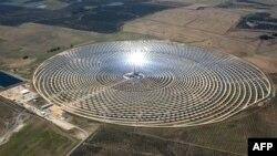 Гелиоэлектростанции обеспечивают сегодня 4% всей потребляемой в стране электроэнергии