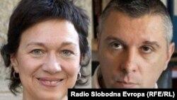 Dubravka Stojanović i Hrvoje Klasić