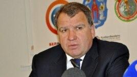 Yury Chizh in Minsk in 2011