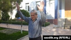 Бобомурод Абдуллаєв вийшов із суду засудженим, але вільним
