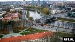 Տեսարան Լիտվայի մայրաքաղաք Վիլնյուսից