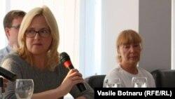 La dezbaterile campaniei AICI este Europa Liberă la sediul Europei Libere de la Chișinău