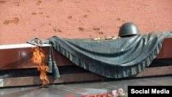 Мемориал неизвестному солдату в Кремле
