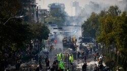 Акции протеста в Бангкоке