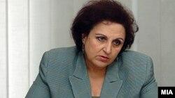 Мирјана Димовска, претседател на Антикорупциската Комисија