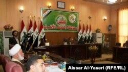 إجتماع لمجلس محافظة النجف