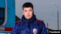 Айбек Сатыбалдиев.