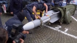 Italian Weapons Cache Tied To Suspects Who Fought In Ukraine