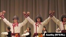 Фәйзи Гаскәров исемендәге Башкортстан Дәүләт академия халык бию ансамбле