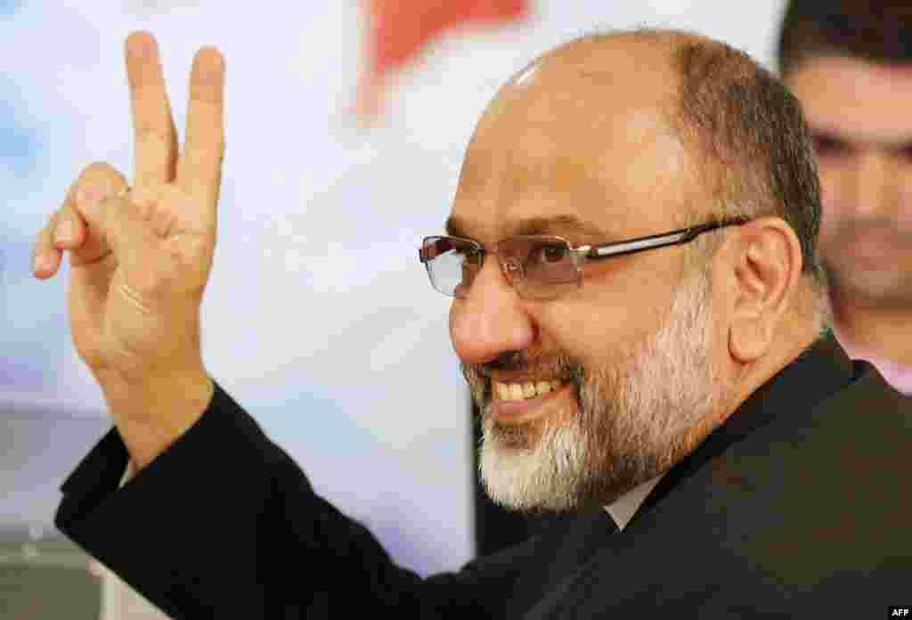 مهدی خزعلی، فعال سیاسی