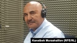 Абдумалик Бекмурзаев.