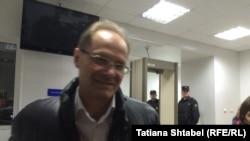 Василий Юрченко в суде
