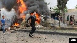 Suriyada terror aktı