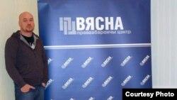 Валянцін Стэфановіч. Фота Барыс Гарэцкі