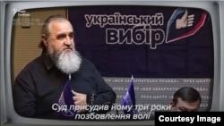 Сепартист Сидор і «Український вибір» Віктора Медведчука