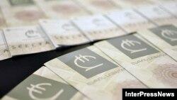 Изменение дизайна национальной валюты приурочено к 20-летию выпуска первых постсоветских грузинских денежных знаков
