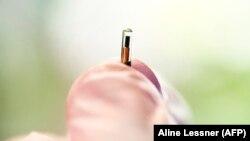 Илустрација - Дигитален чип за имплантација