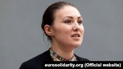 Софія Федина повідомила про вручений їй обвинувальний акт