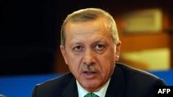 Премьер-министр Турции Реджеп Эрдоган, 2014.