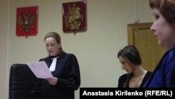 """заседание суда по делу """"Голоса"""""""
