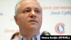 Mlađan Dinkić, bivši ministar ekonomije