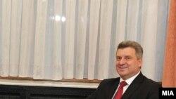 Đorđe Ivanov, predsjednik Makedonije