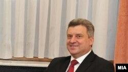 претседател Ѓорге Иванов