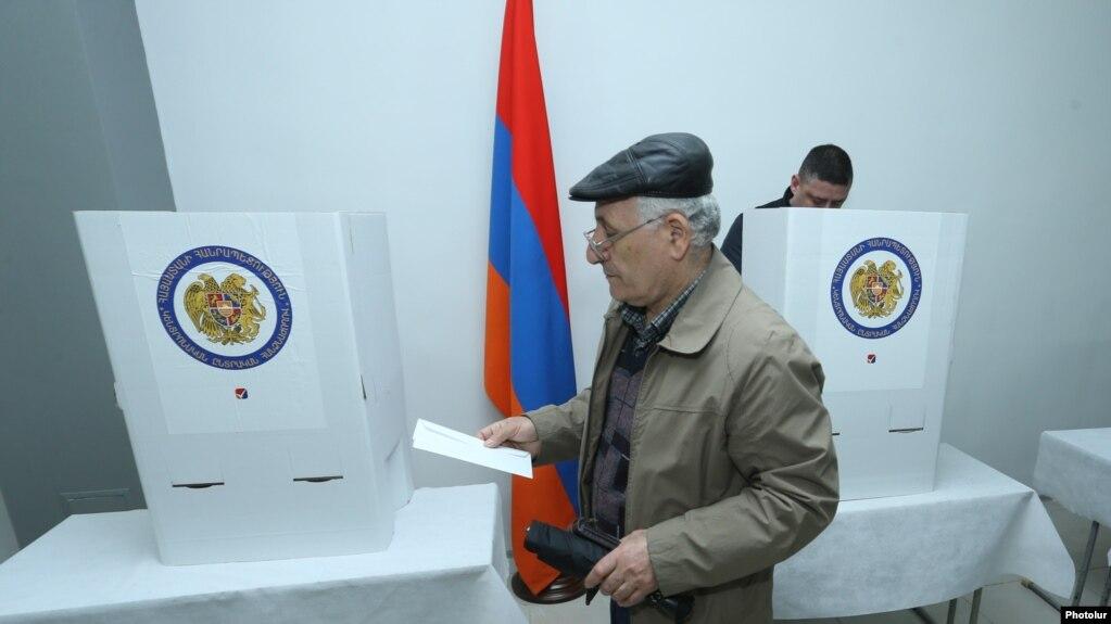 На предстоящих выборах в органы местного самоуправления РПА выдвинула своего кандидата лишь в одной из 37 общин
