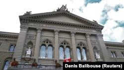 Zgrada parlamenta Švajcarske (Bundeshaus) u Bernu