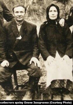 Мати та батько Максима і Лідії Іллюків