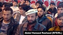 ارشیف، د نورستان یو شمېر ځوانان په کابل کې، ۲۱۰۱ د د اپرېل ۲۰۱۱.