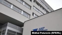 Klinika za ginekologiju i akušerstvo, Sarajevo, foto: Midhat Poturović