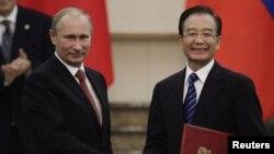 Путин во дводневна посета на Пекинг