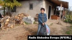 Светлана Спасовска од село Горно Коњаре во близина на Куманово.