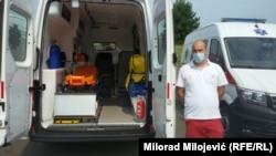 Vozilo hitne pomoći, Banja Luka
