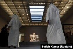 Muzeul de la Abu Dhabi