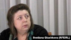 Евгения Козырева, президент «Феминистской лиги» Казахстана