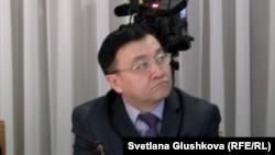 Секретарь Комиссии по правам человека при президенте Казахстана Тастемир Абишев.