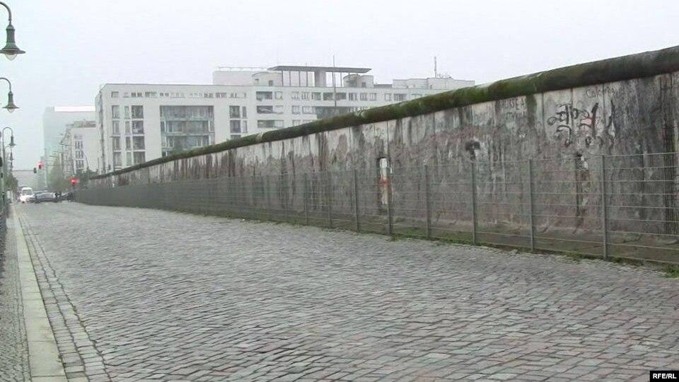 Новая Берлинская стена.