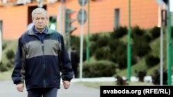 Амбасадар Уладзімер Сямашка, архіўнае фота
