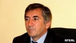 Председатель Национального совета телерадиовещания Азербайджана Нуширеван Магеррамли