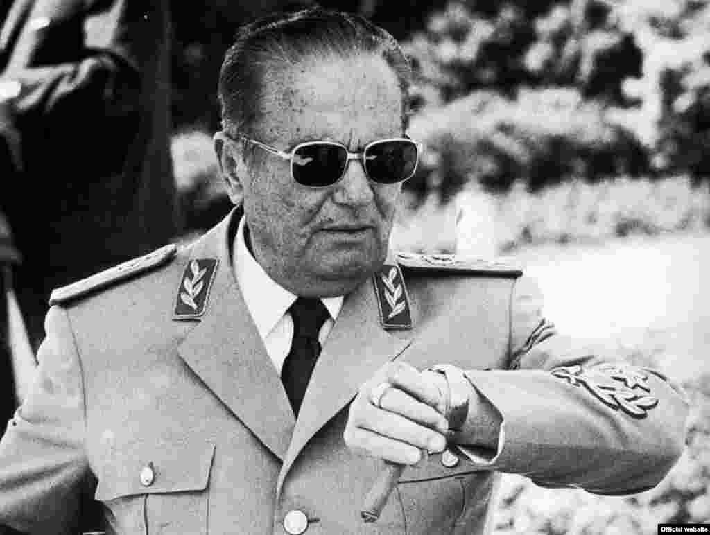 Tito's rise from Communist Party chairman to Yugoslav prime minister and president effectively amounted to an unchallenged reign of more than four decades.